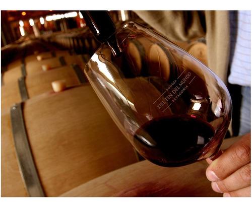 vino fin del mundo single vineyard malbec caja x6 con cuotas