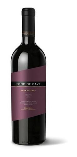 vino fond de cave gran reserva malbec 750ml - berlin bebidas