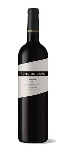 vino fond de cave malbec 750 ml