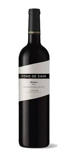 vino fond de cave malbec cabernet chardonnay 750 ml