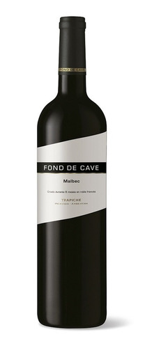 vino fond de cave malbec x 750