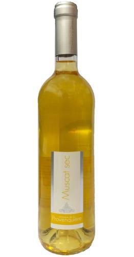 vino frances muscat sec de la provenquiere envio gratis caba