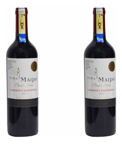vino maipo 750 ml