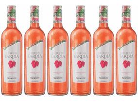 Vino Norton Cosecha Tardía Rosé Caja X6 750 Ml