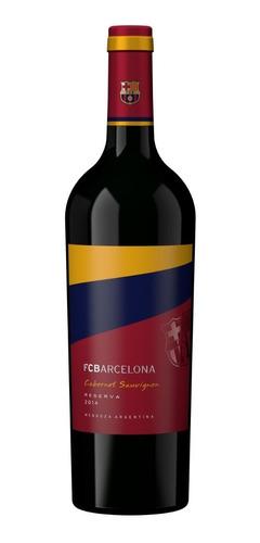 vino oficial del fc barcelona - reserva 2016