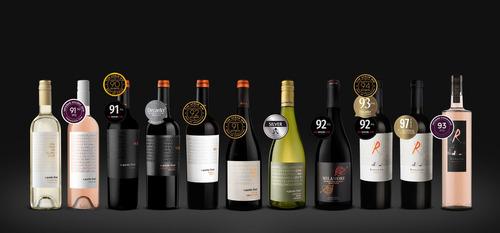 vino punto final mix selección de enólogos 6 botellas