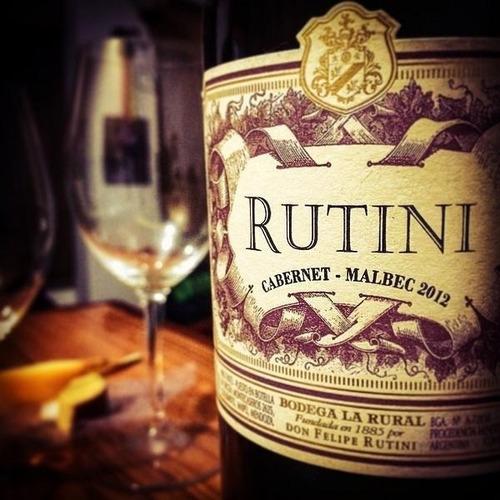 vino rutini cabernet malbec 750ml botella tinto 01almacen