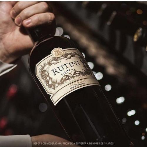 vino rutini malbec 750ml tinto botella bebidas 01almacen