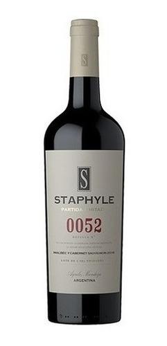 vino staphyle partida limitada malbec 750ml. - agrelo