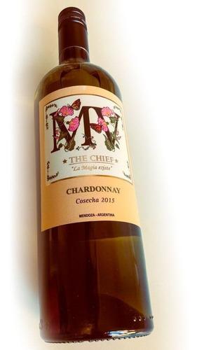 vino the chief  cosecha 2015 mendoza - barata lagolosineria