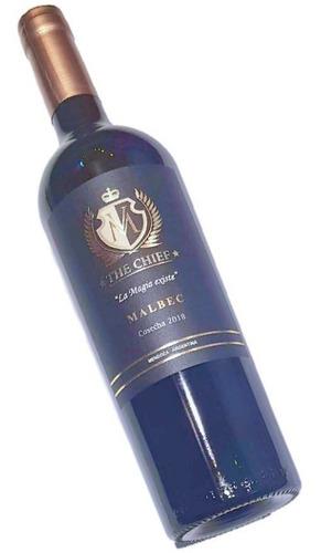 vino the chief  cosecha 2018 mendoza - barata lagolosineria