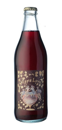 vino tinto be my hippie love x500cc ernesto catena