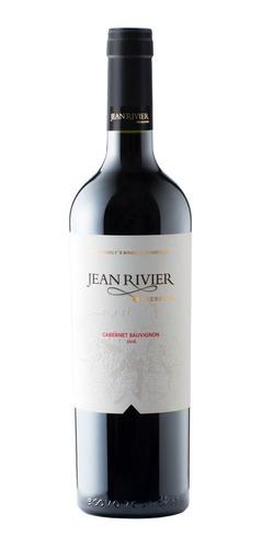 vino tinto cabernet sauvignon 2016 reserva jean rivier