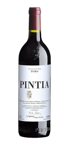 vino tinto pintia 750 ml