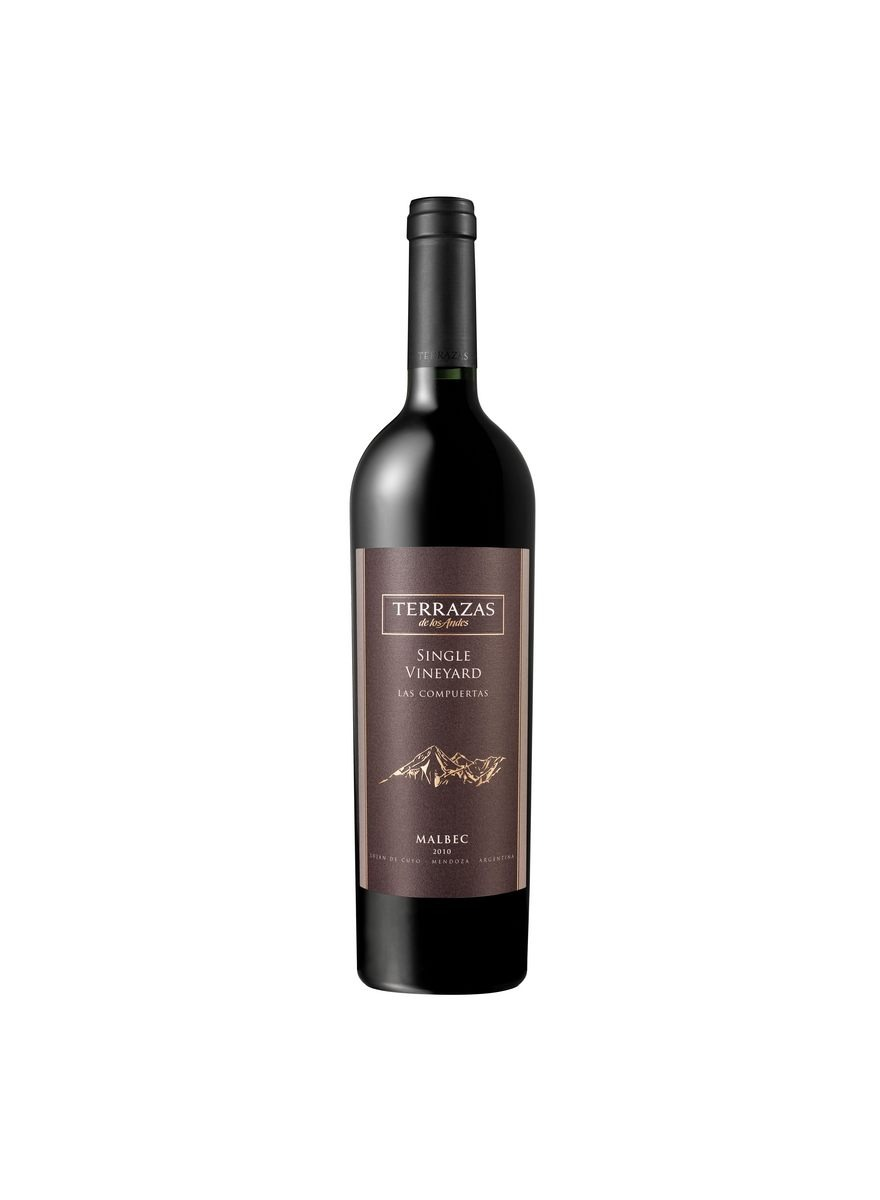 Vino Tinto Terrazas De Los Andes Single Vineyard 750 Ml