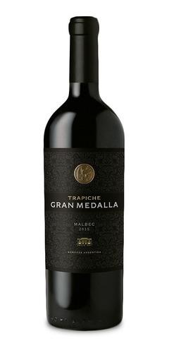 vino trapiche gran medalla malbec 750 ml