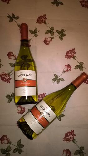 vino undurraga chardonnay 2014 de exportacion