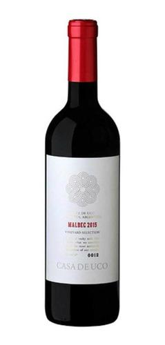 vino vineyard selection malbec, bodega casa de uco