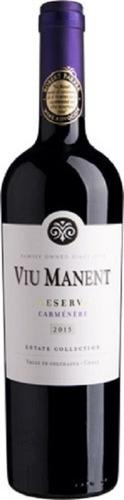 vino viu manent estate rsva carmenere /bbvinos