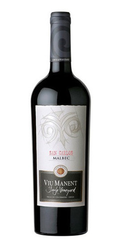 vino viu manent single vineyard san carlos malbec /bbvinos