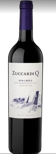 vino zuccardi q malbec