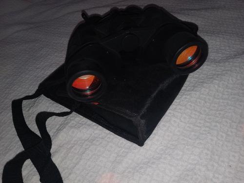 vinoculares super zoom color negro