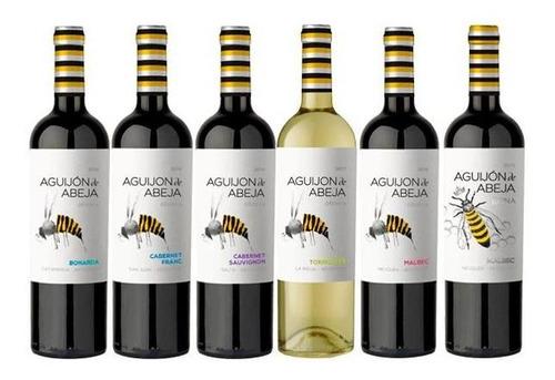 vinos aguijón de abeja obrera, todas las cepas