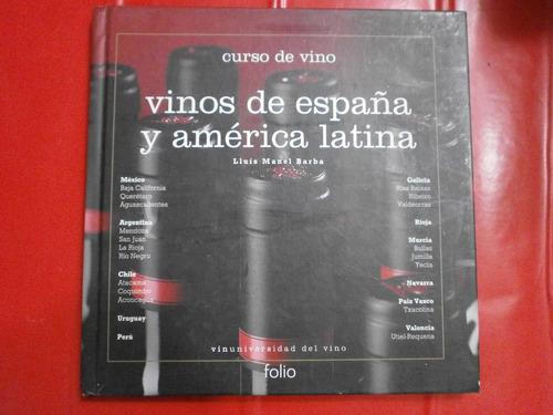vinos de españa y américa latina curso de vino - manel barba