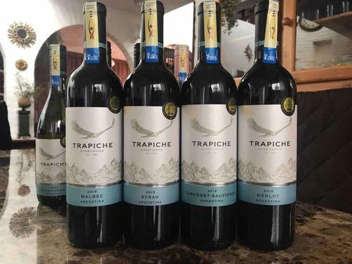 vinos línea varietal de trapiche