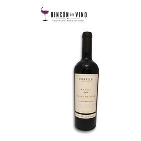 Vinos Piatelli Gran Reserva Malbec (ent. Gratis Caba X Caja)