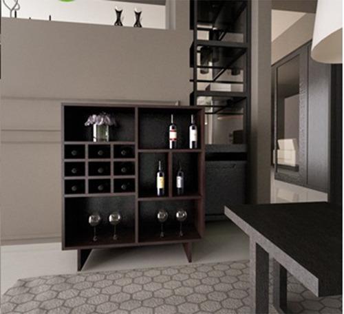 vinoteca - bar - bodega - cava - green muebles