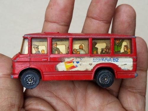 vintage bus corgi juniors españa 82 gratis envio