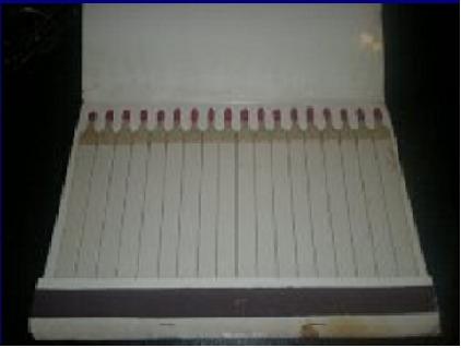 vintage fosforos
