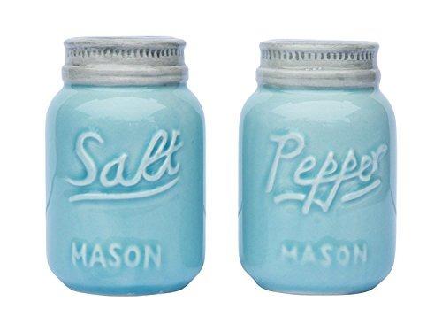 vintage mason jar salt