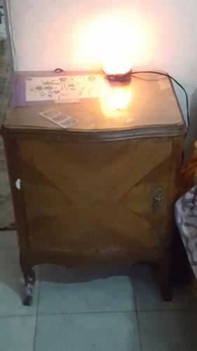 vintage ,mesa de luz antigua luis xv