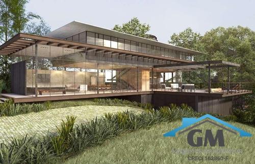 vintage munk - 525 m² de terreno c/ projeto aprovado de 455 m²  de área! - m579