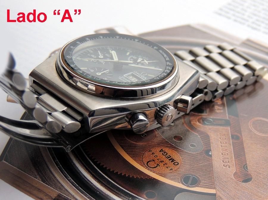 00dcb5516d8 vintage omega speedmaster ref st 176.0016 - maravilhoso. Carregando zoom.