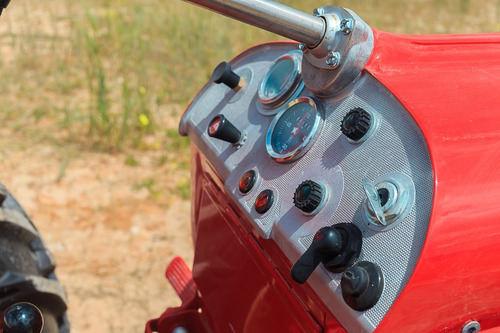 vintage tractor porsche diesel