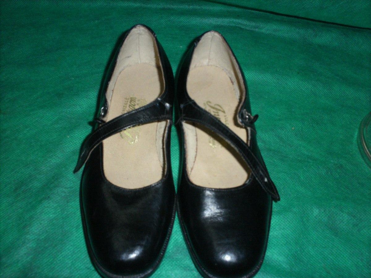 add28eead vintage zapatos niña de cuero nº 30. Cargando zoom.