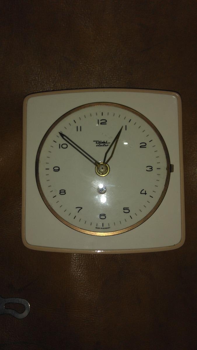Vint.retro Reloj Antiguo De Cocina Cuerda ... Alemania - S/ 130,00 ...