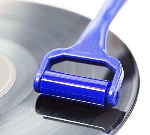 vinyl buddy - limpiador de discos de vinilo | rodillo de lim