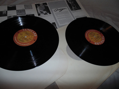 vinyl lp - oregon - the essential oregon - paul winter