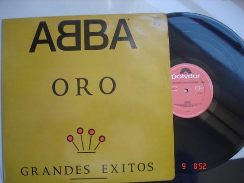 vinyl vinilo lp abba grandes exitos rock