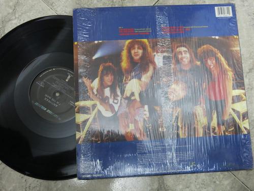 vinyl vinilo lp acetato anthrax  americano