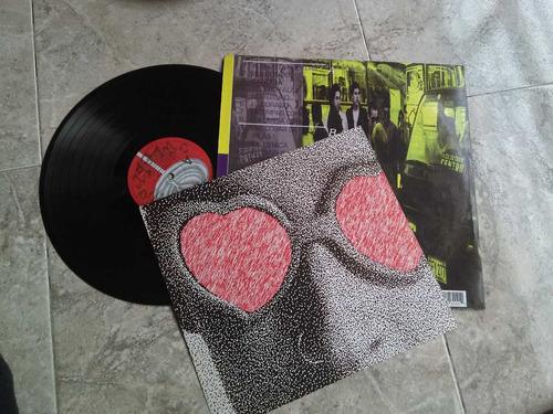 vinyl vinilo lp acetato aterciopelados el dorado con inserto