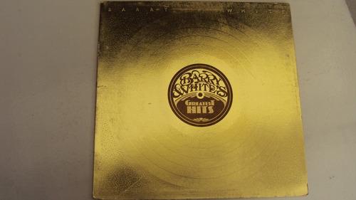 vinyl vinilo lp acetato barry whites pop