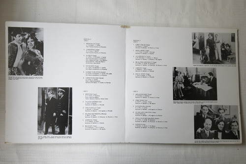 vinyl vinilo lp acetato carlos gardel 50 años tango