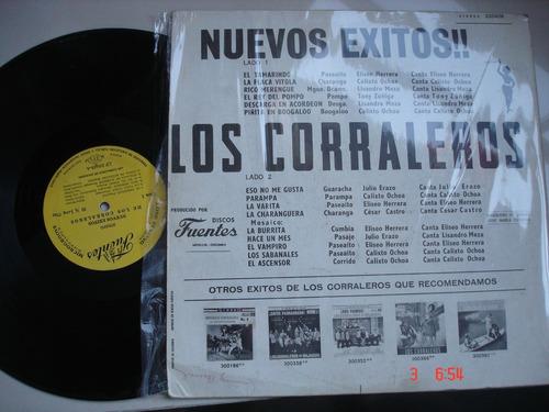 vinyl vinilo lp acetato corraleros de majagual lo mejor trop