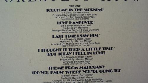 vinyl vinilo lp acetato diana ross  greatest  hits