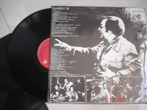 vinyl vinilo lp acetato fajardo 76 salsa